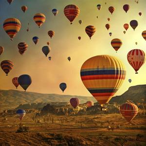 Balloons Tours