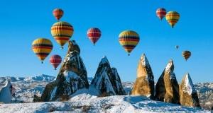 8 Nights 9 Days - Highlight Turkey Tour