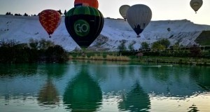 PAMUKKALE BALLOON FLIGHT